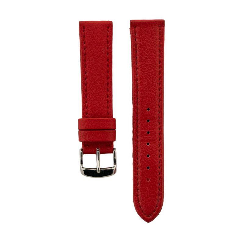 Red Genuine Lorica Strap