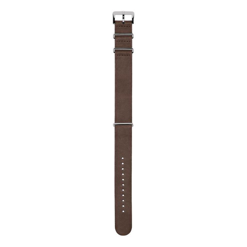 Rado Captain Cook 42mm Brown Leather Nato Strap