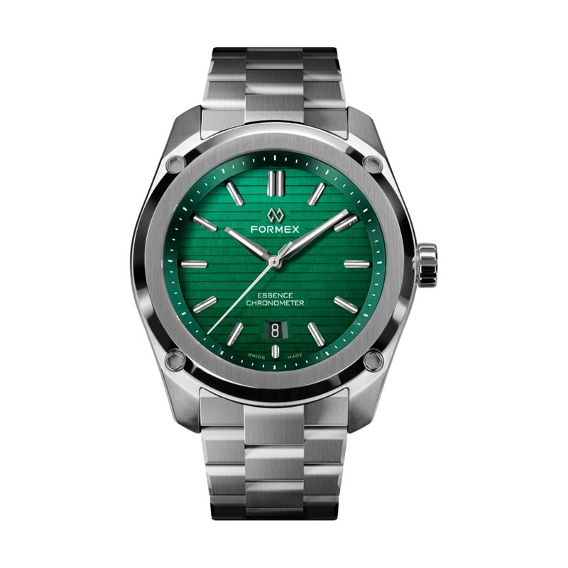 Essence Chronometer 39mm Green