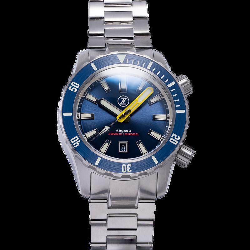 ABYSS 3 3000M Steel Midnight Blue