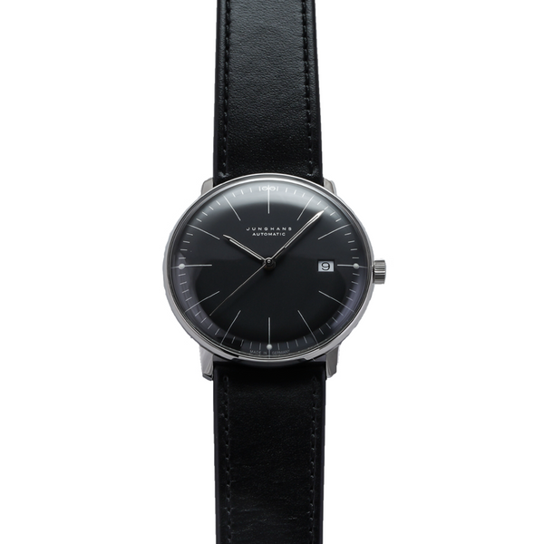 Max bill Automatic Black Dial (Pre-Owned)