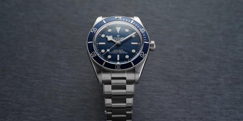 Tudor Black Bay 58 Blue dial