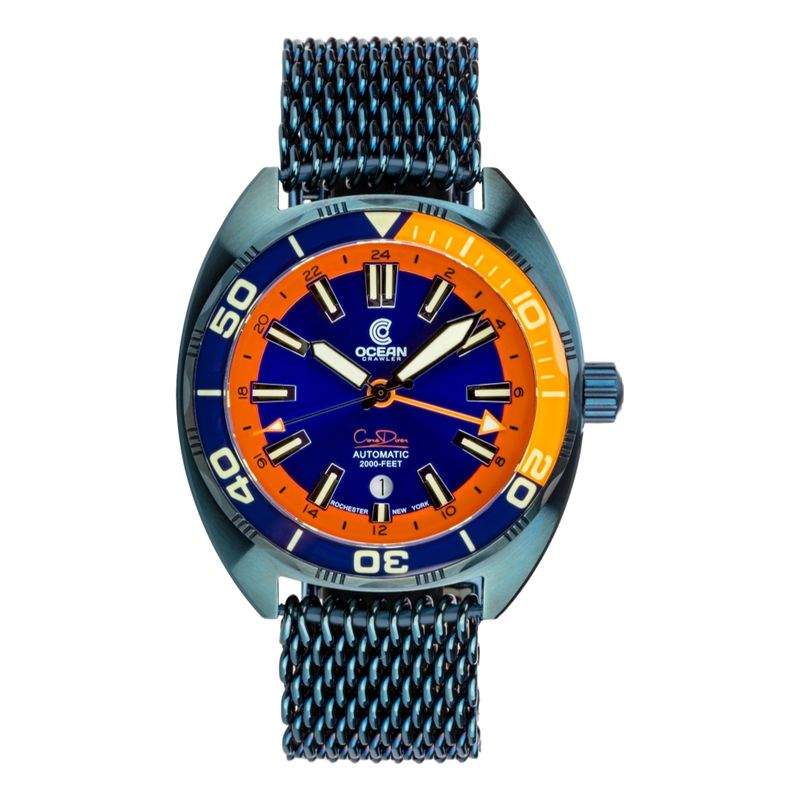 Core Diver GMT Blue Steel DLC