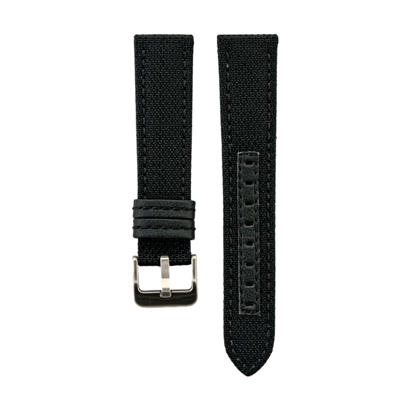 Black Genuine Kevlar Strap