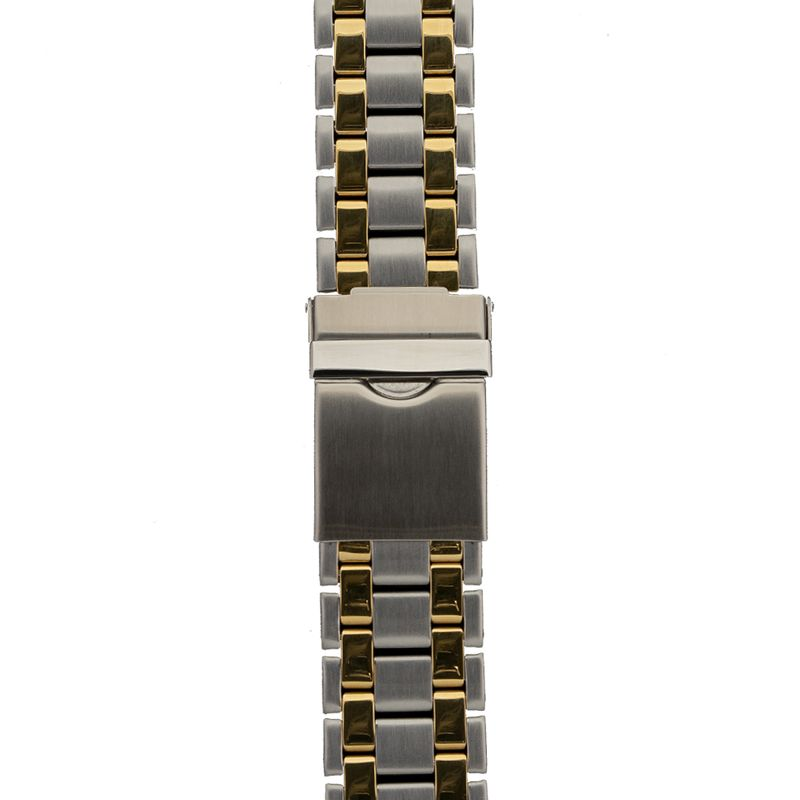 Two-Tone Five Link Band