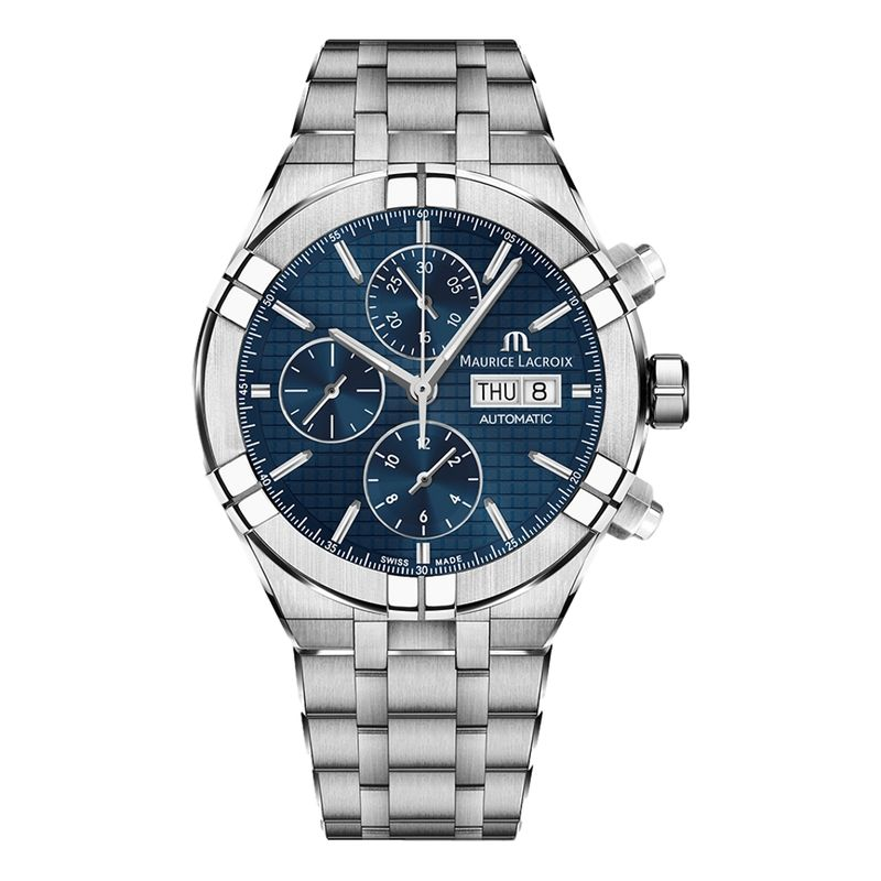 AIKON Automatic Chronograph Blue