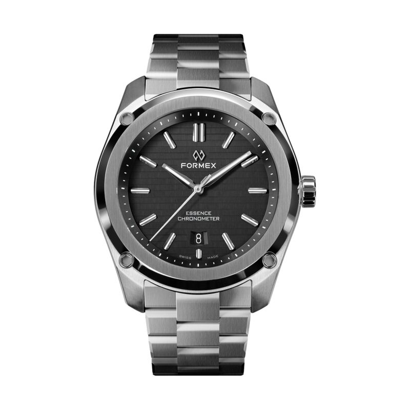 Essence Chronometer 39mm Black