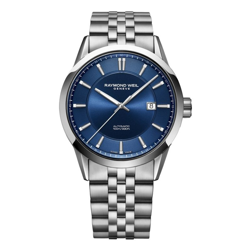Freelancer Blue Dial