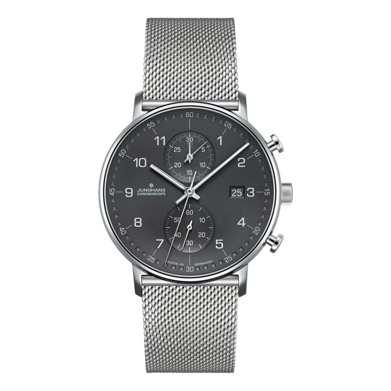 FORM C - Anthracite Dial