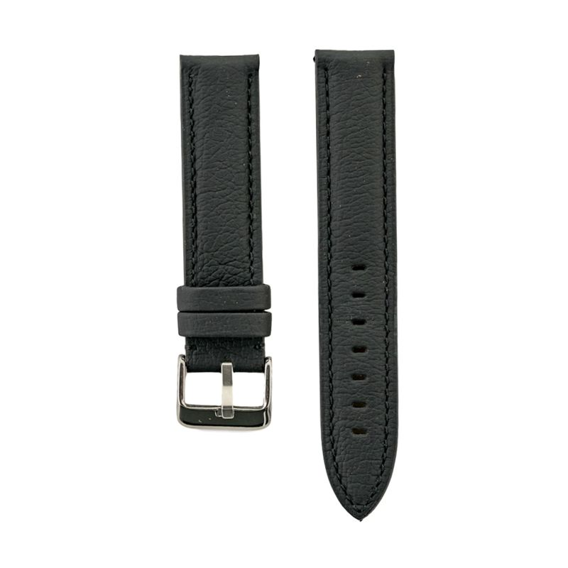 Black Rolls Royce Leather Strap