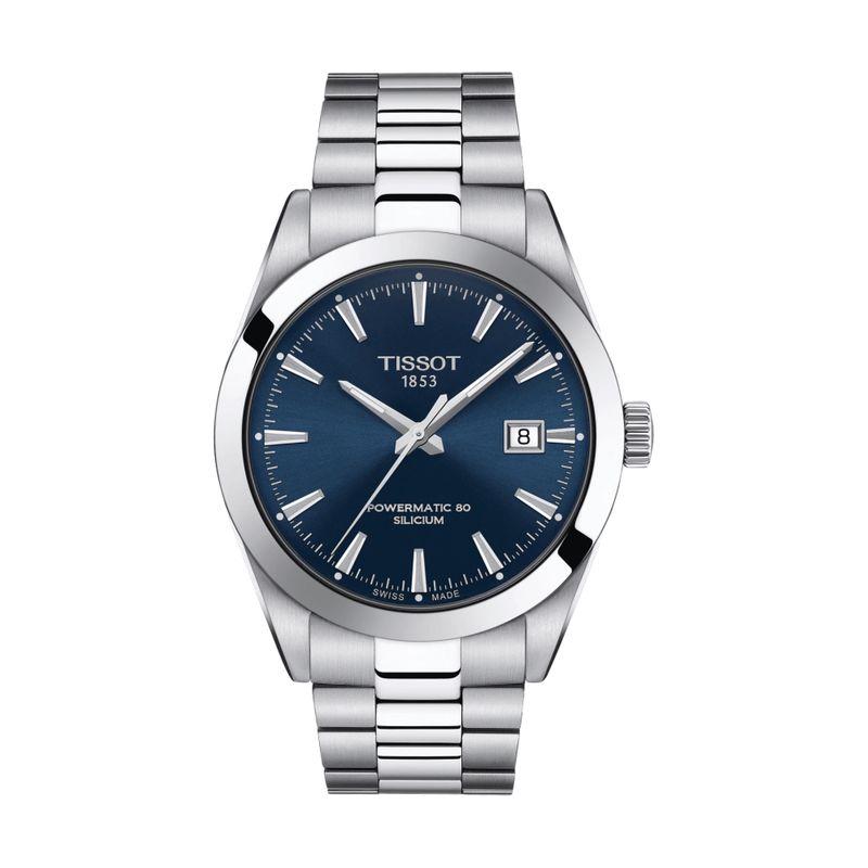 Gentleman Powermatic 80 Silicium Blue Dial