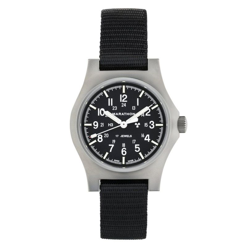 General Purpose Mechanical with Tritium (GPM) Stainless Steel - 39mm (Case to Crown)