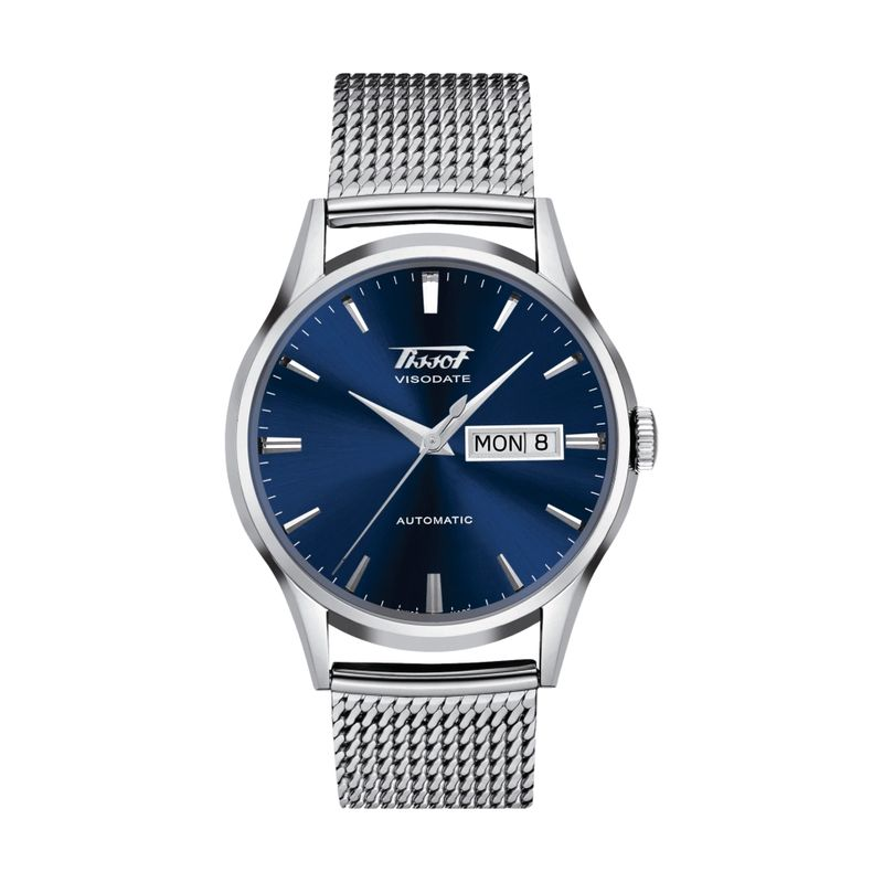 Heritage Visodate Automatic Blue Dial