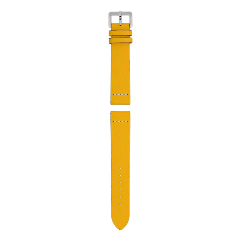 Rado Captain Cook 42MM Leather Yellow