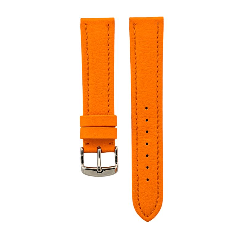 Orange Genuine Lorica Strap