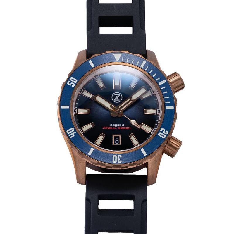 ABYSS 3 3000M Bronze Midnight Blue