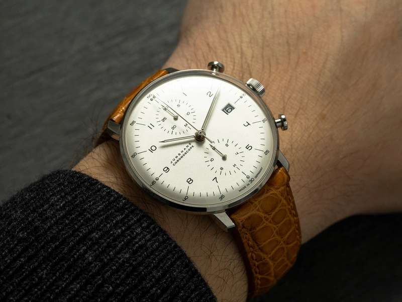 MAX BILL CHRONOSCOPE REVIEW