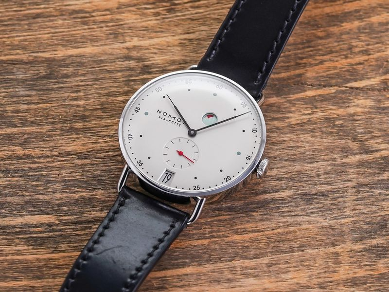 An Incredibly Unique Offering From NOMOS