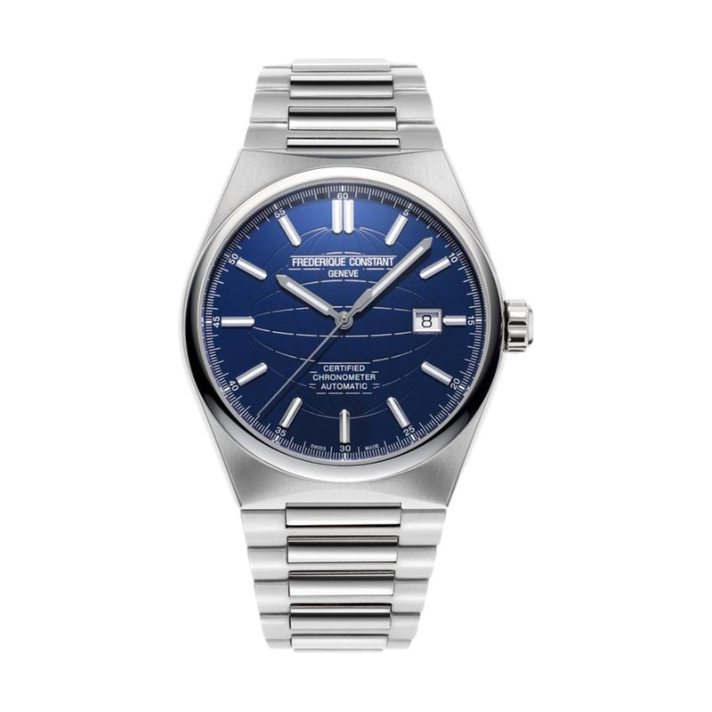 Highlife Automatic COSC Blue Dial