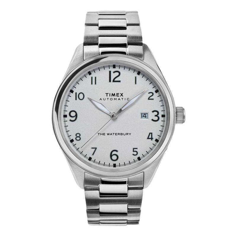 Waterbury Traditional Automatic 42 Stainless Steel Bracelet