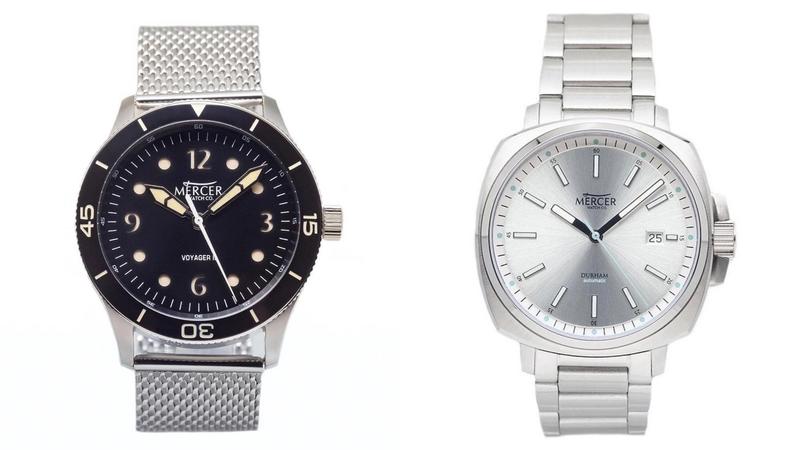 Mercer Watches