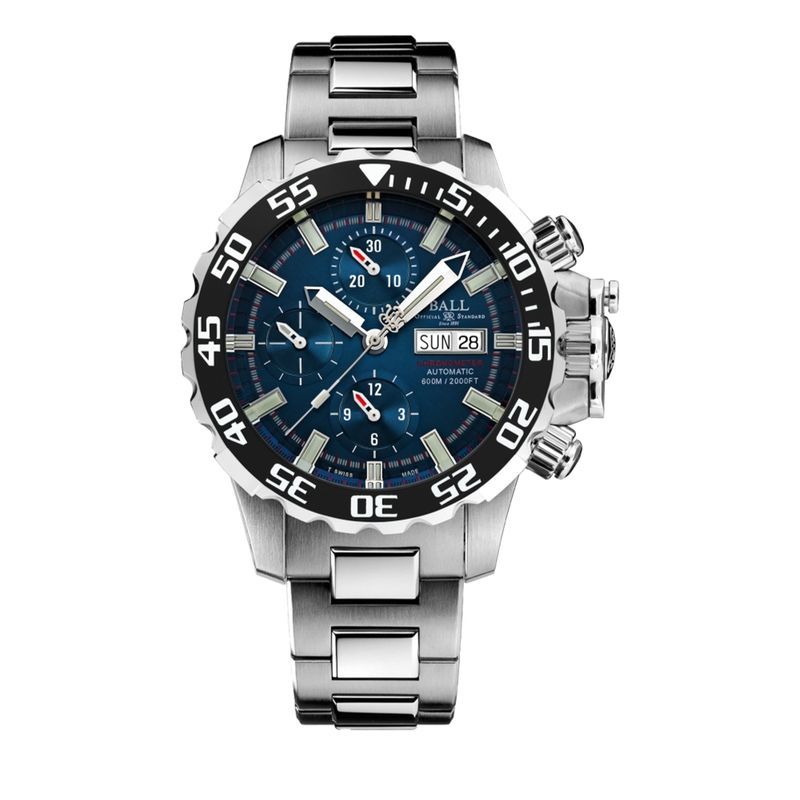 Engineer Hydrocarbon Blue Dial