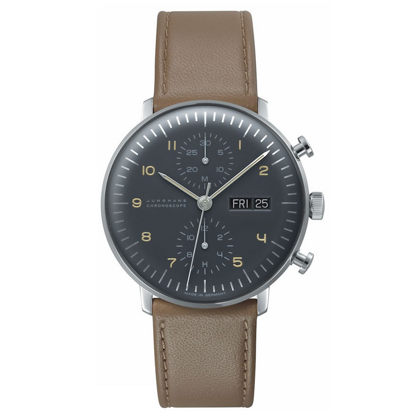 Max Bill Chronoscope Day-Date