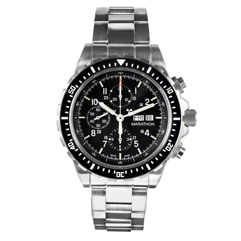 Search & Rescue Pilot's Automatic Chronograph (CSAR) - 46mm