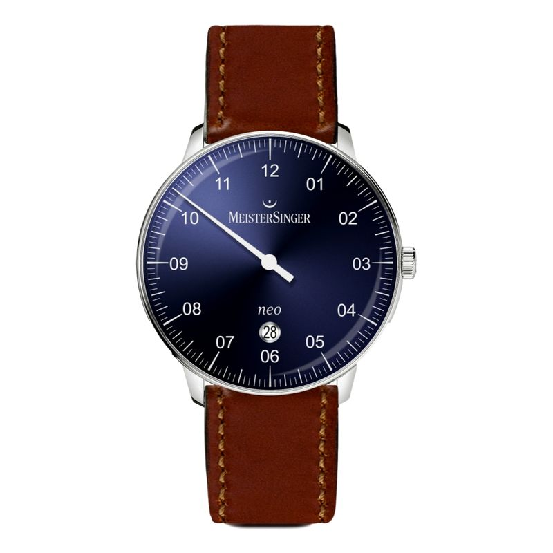 Neo Plus Blue Dial