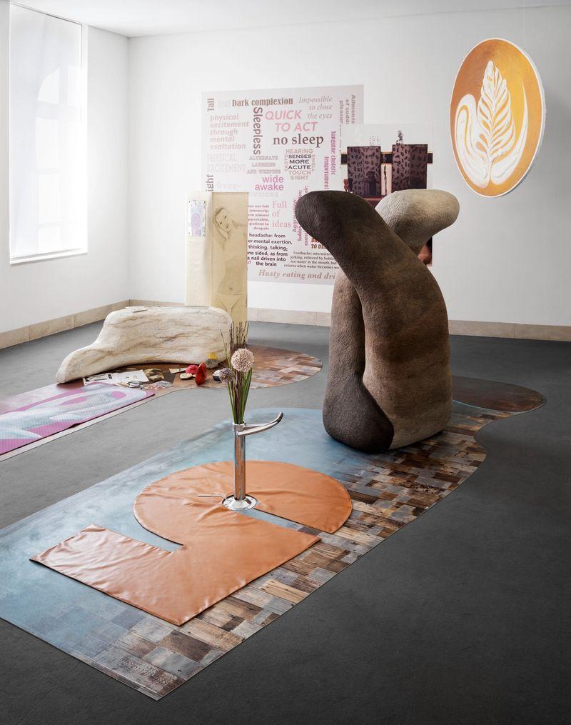 I had to think of you (Modern), installation view,Stadtgalerie Sindelfingen, 2017, photo:HenningKrause ,