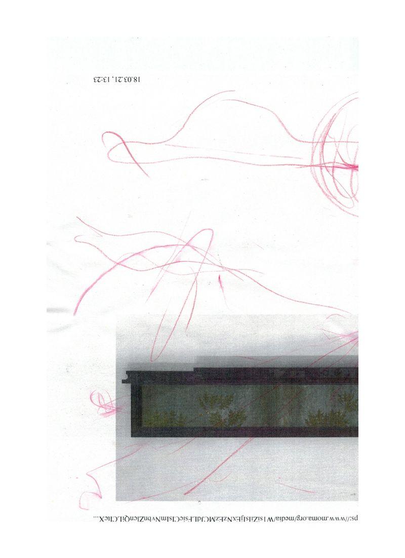 Untitled, 2021, digital collage
