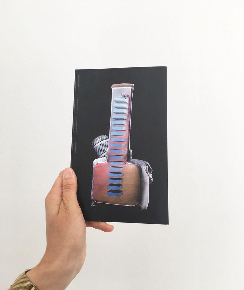 Tiene palabras, ella, 2020,Ana Navas and Sarina Scheidegger, Libros Proyecto, ESPAC México,