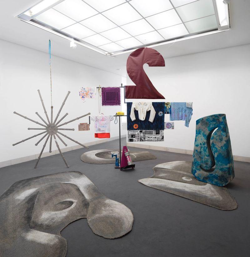 Ana Navas, I had to think of you (Urban), installation view,Stadtgalerie Sindelfingen, 2017, photo: HenningKrause