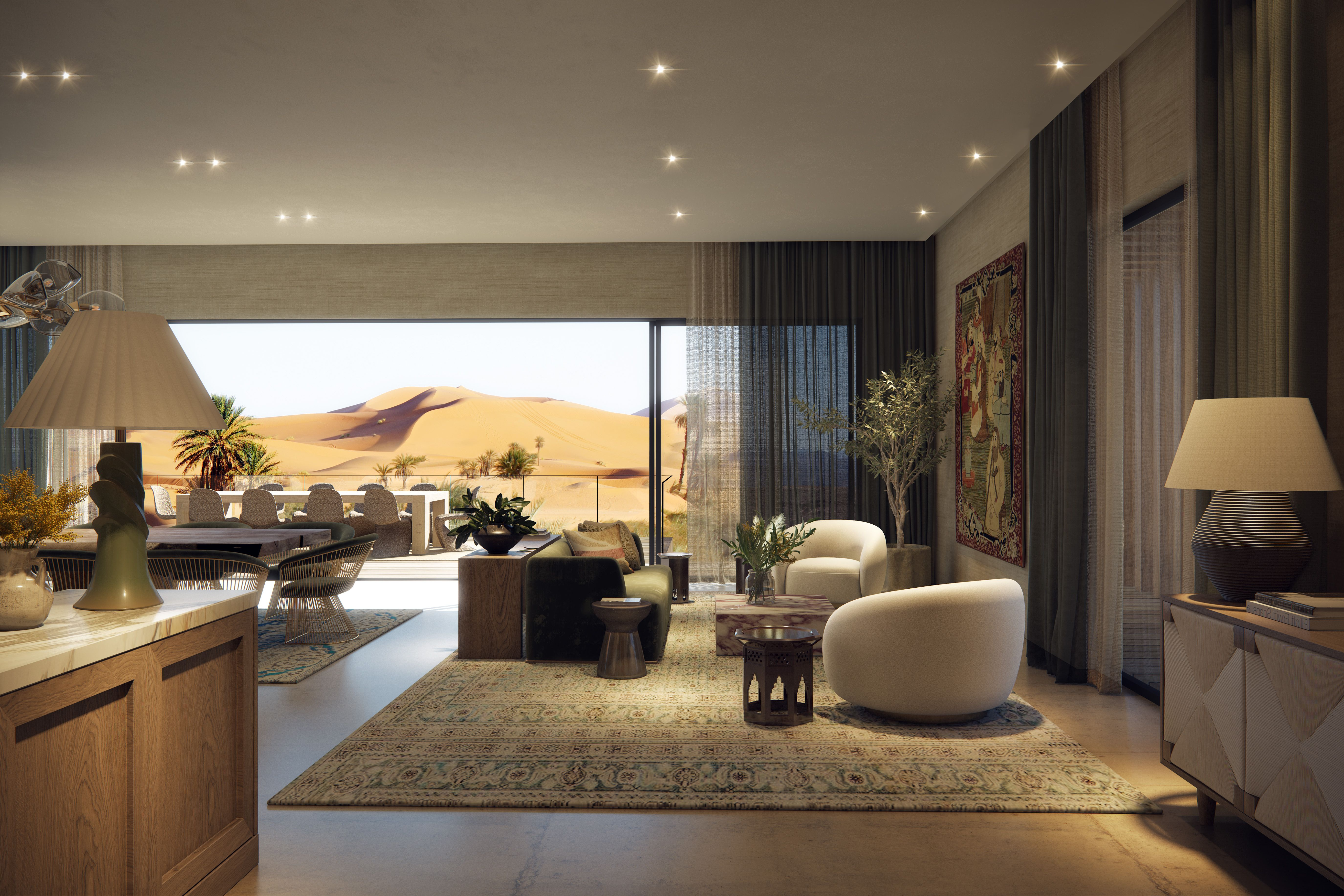 Desert Retreat UAE