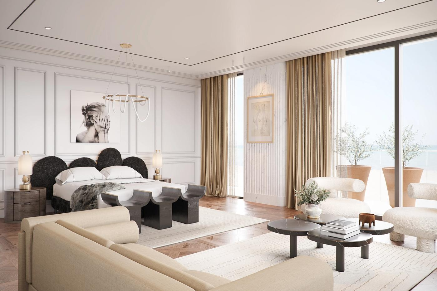 Beachside Villa Abu Dhabi