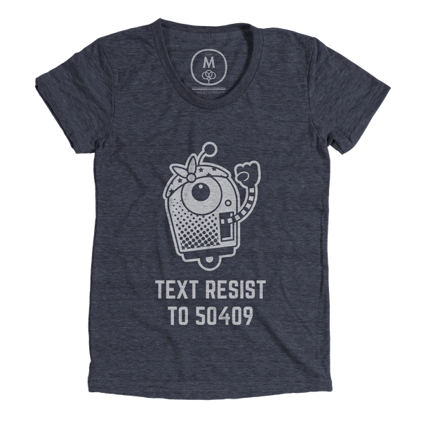 Property of Resistbot Tee Shirt