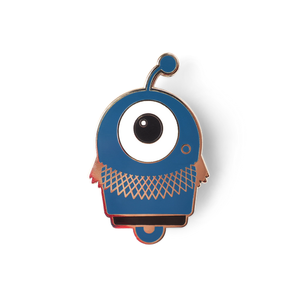 Ruth Bot Enamel Pin