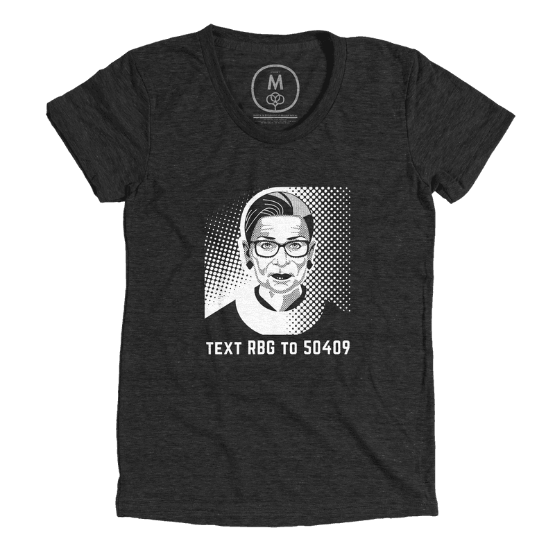 Text RBG to 50409 Tee Shirt