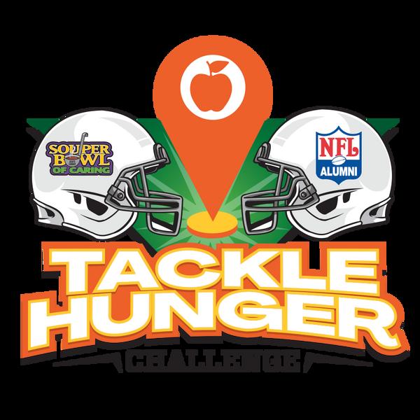 Tackle Hunger Challenge Logo