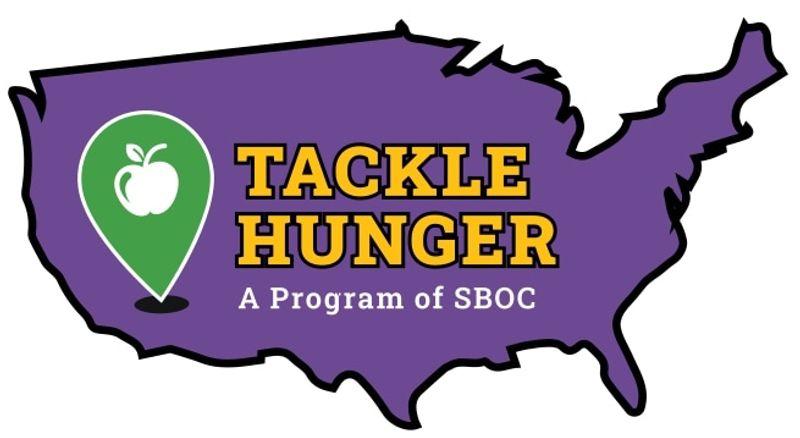 tackle hunger logo