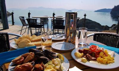Bilde av mat på Oseana
