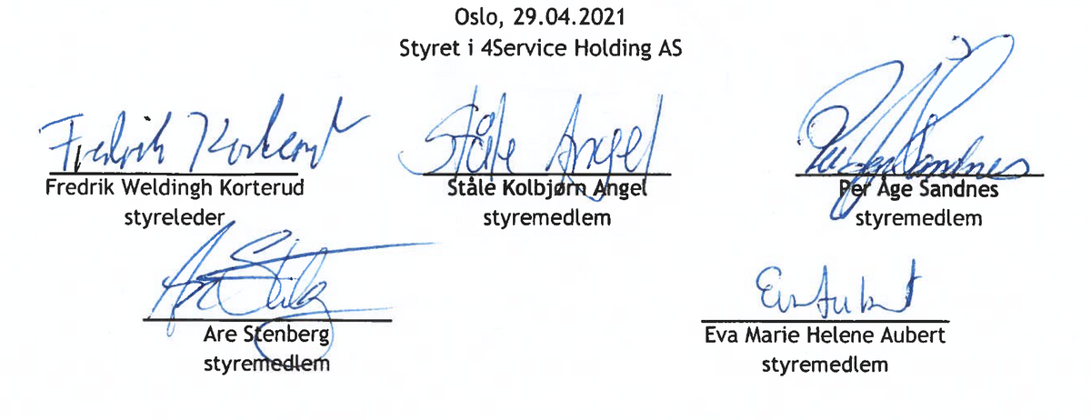 Signaturer