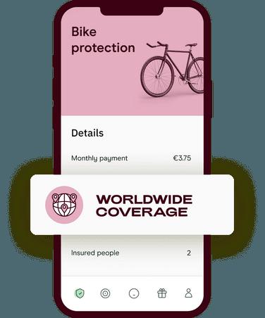 image-Worldwide coverage