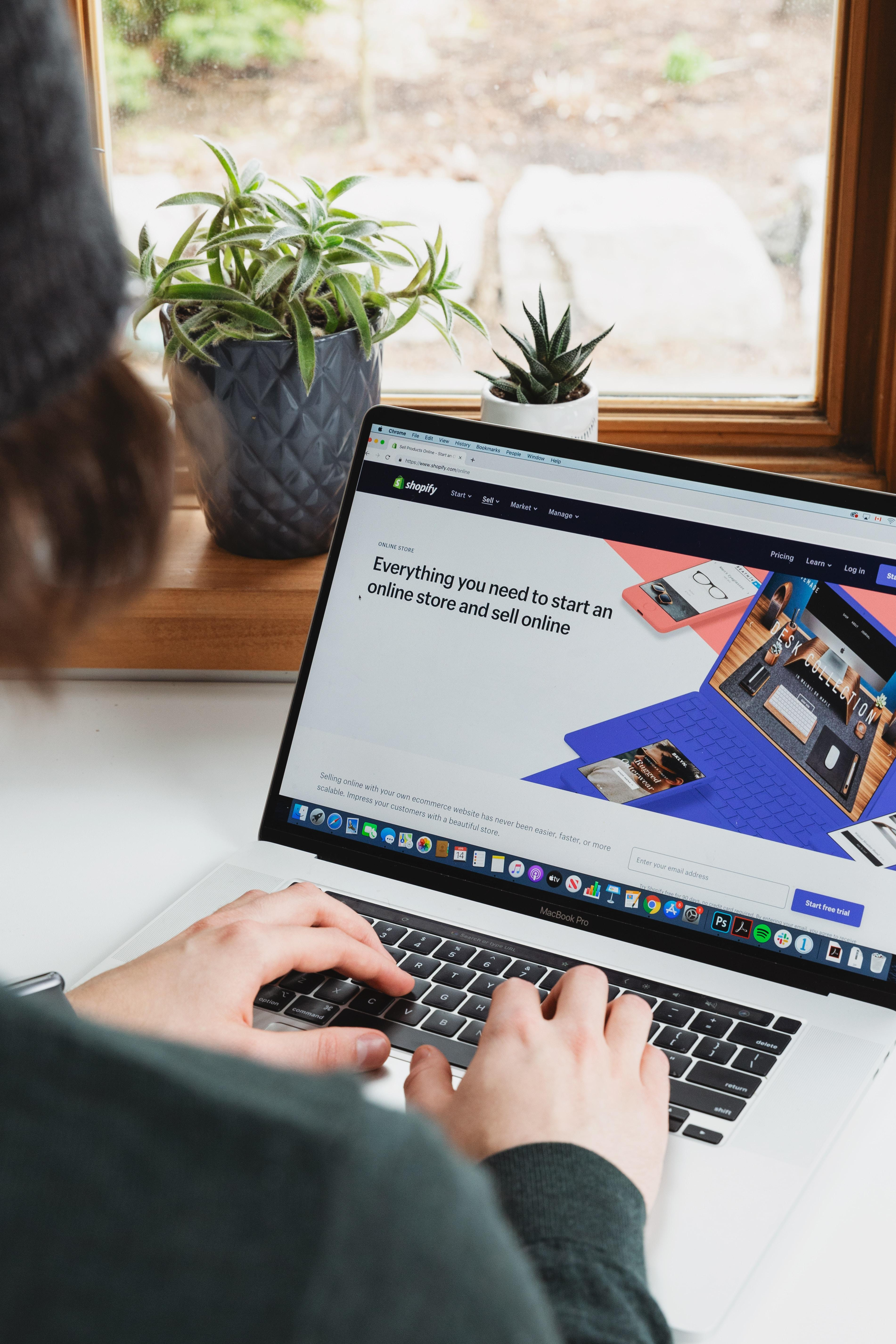How to approach design for Shopify stores