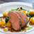Lamb & Golden Kumara Warm Salad