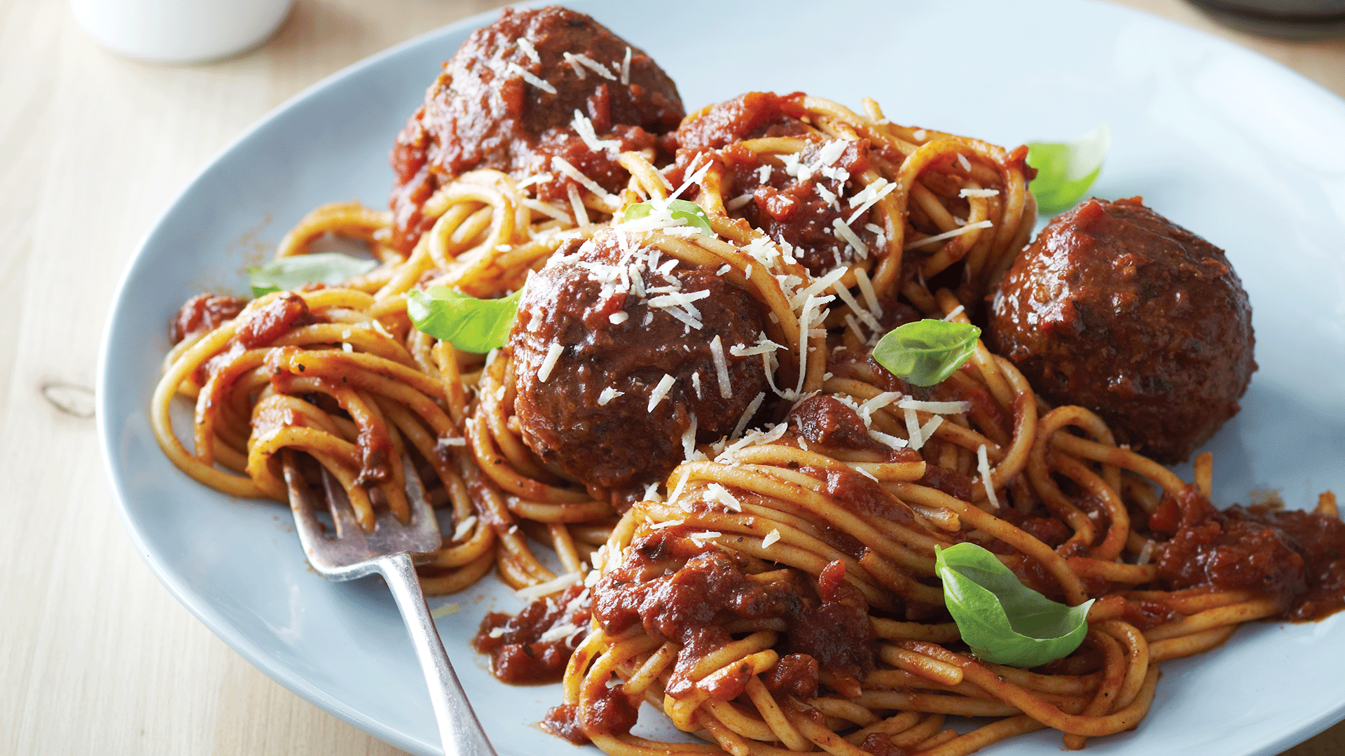 The Best Spaghetti Meatballs Recipe Beef Lamb New Zealand