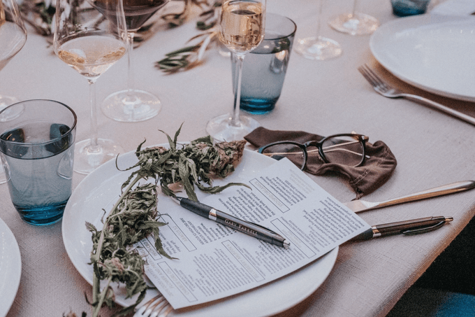 How to Throw a Cannabis Dinner Party