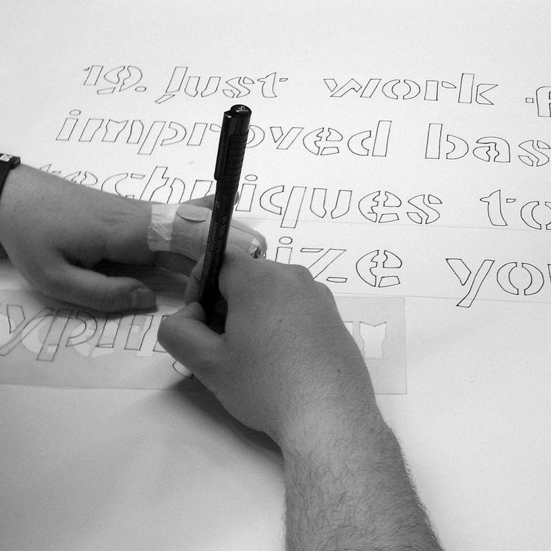 110602 stencil workshop 08