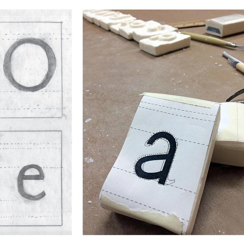 Soap Type — Eric Guzman · cutting