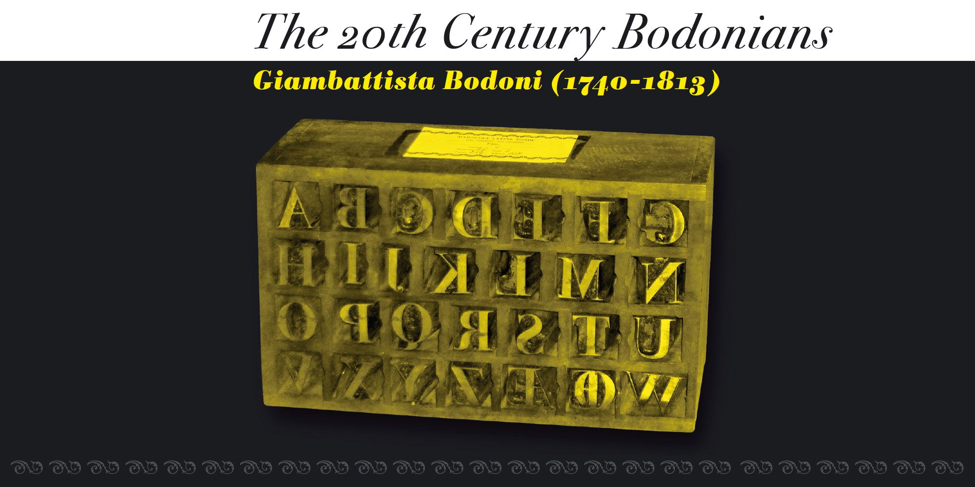 The 20th Century Bodonians: a synopsis